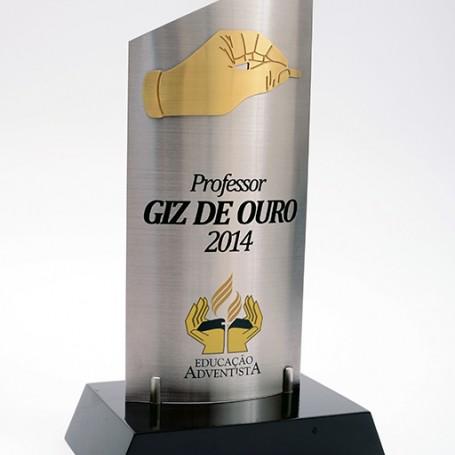 Troféu Professor Giz de Ouro - Educação Adventista