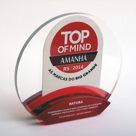Troféu Top Of Mind - Amanhã
