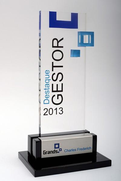 Troféu Destaque Gestor 2013 - Grands
