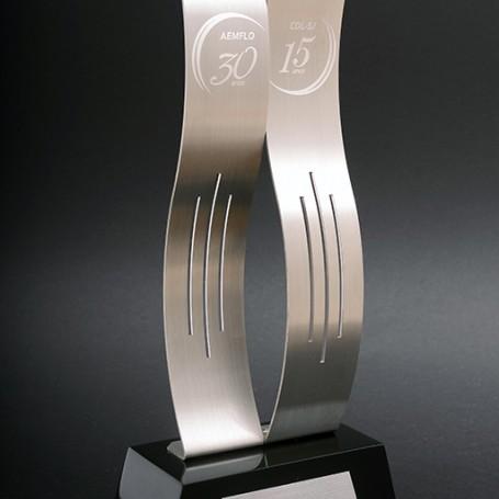 Troféu AEFMLO 30 Anos | CDL-SJ 15 Anos