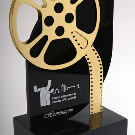 Troféu Festival Internacional de Cinema - FIC Luanda