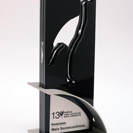 Troféu Prêmio CREA/GO de Meio Ambiente
