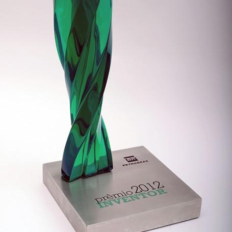 Troféu Prêmio Inventor - Petrobras